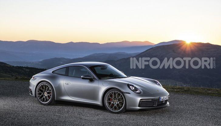 Nuova Porsche 911 992, innovazione e tradizione per la Super 8 - Foto 13 di 29