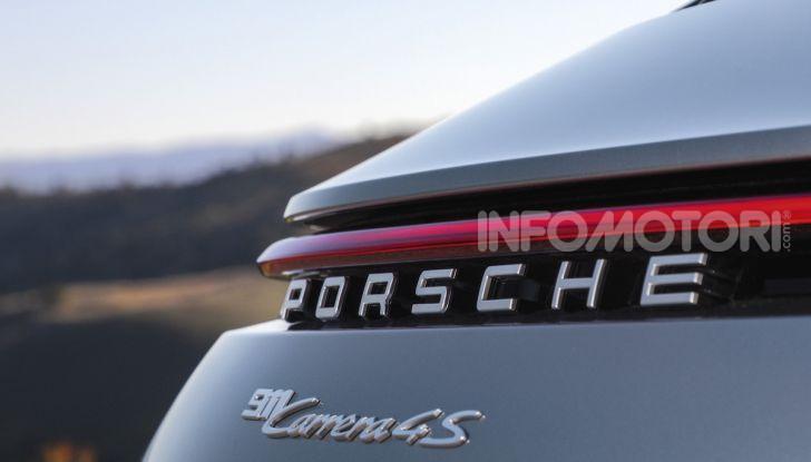 Nuova Porsche 911 992, innovazione e tradizione per la Super 8 - Foto 21 di 29