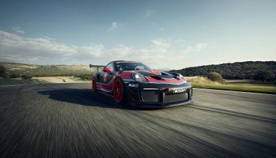 Porsche 911 GT2 RS Clubsport: la supercar da 710CV e 405.000€