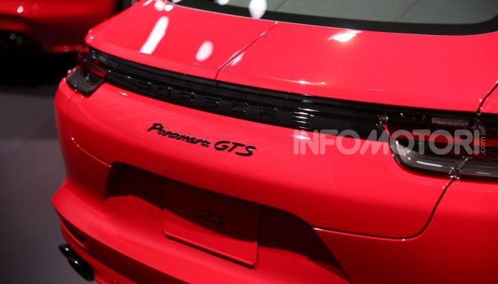 Porsche: tutte le novità presentate al Salone di Los Angeles 2018 - Foto 10 di 79