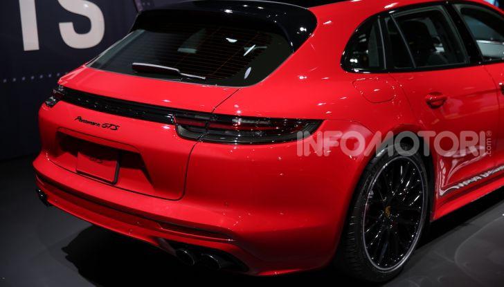 Porsche: tutte le novità presentate al Salone di Los Angeles 2018 - Foto 11 di 79