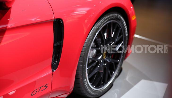 Porsche: tutte le novità presentate al Salone di Los Angeles 2018 - Foto 12 di 79