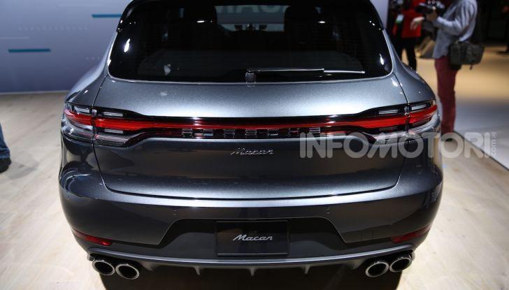 Porsche: tutte le novità presentate al Salone di Los Angeles 2018 - Foto 14 di 79