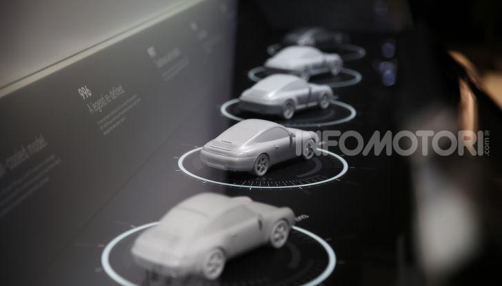 Porsche: tutte le novità presentate al Salone di Los Angeles 2018 - Foto 15 di 79