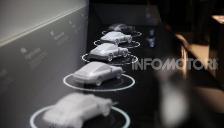 Porsche: tutte le novità presentate al Salone di Los Angeles 2018 - Foto 16 di 79