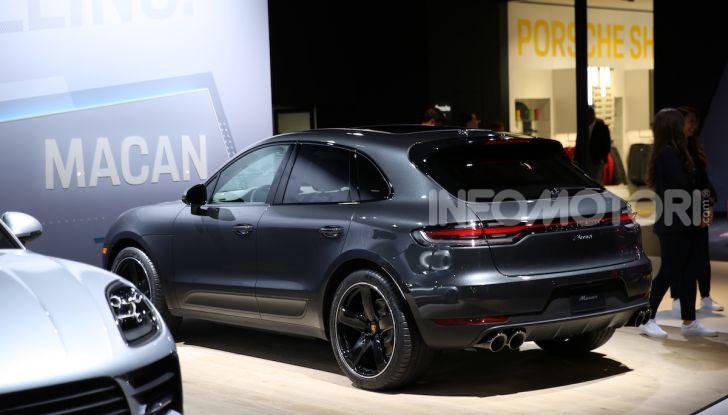Porsche: tutte le novità presentate al Salone di Los Angeles 2018 - Foto 2 di 79