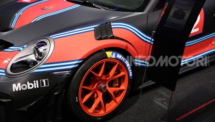 Porsche: tutte le novità presentate al Salone di Los Angeles 2018 - Foto 22 di 79