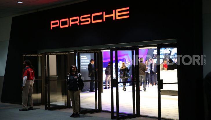 Porsche: tutte le novità presentate al Salone di Los Angeles 2018 - Foto 24 di 79