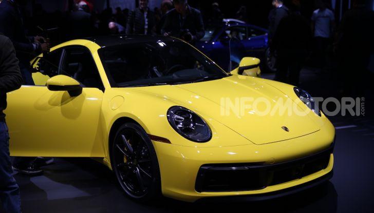 Porsche: tutte le novità presentate al Salone di Los Angeles 2018 - Foto 25 di 79