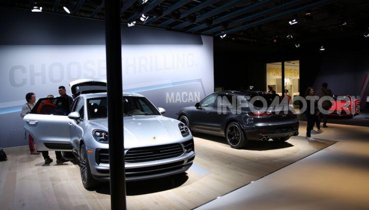 Porsche: tutte le novità presentate al Salone di Los Angeles 2018 - Foto 3 di 79