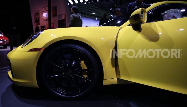 Porsche: tutte le novità presentate al Salone di Los Angeles 2018 - Foto 30 di 79