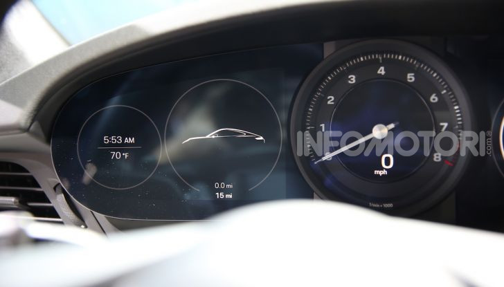 Porsche: tutte le novità presentate al Salone di Los Angeles 2018 - Foto 41 di 79