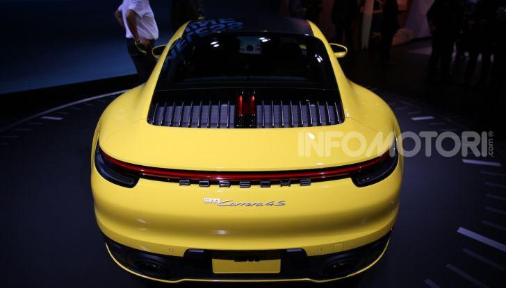 Porsche: tutte le novità presentate al Salone di Los Angeles 2018 - Foto 46 di 79