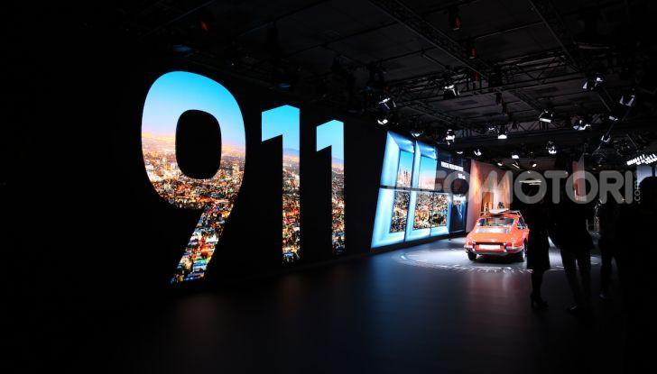 Porsche: tutte le novità presentate al Salone di Los Angeles 2018 - Foto 5 di 79