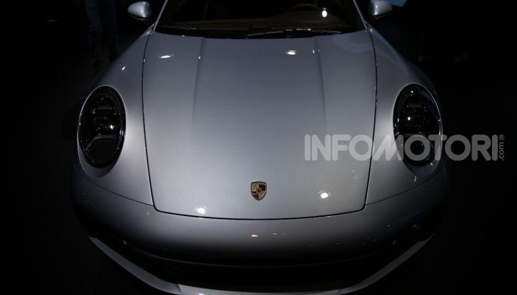 Porsche: tutte le novità presentate al Salone di Los Angeles 2018 - Foto 50 di 79