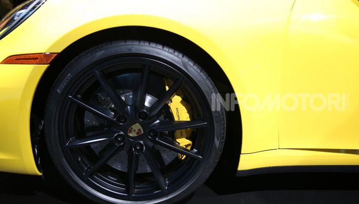 Porsche: tutte le novità presentate al Salone di Los Angeles 2018 - Foto 52 di 79