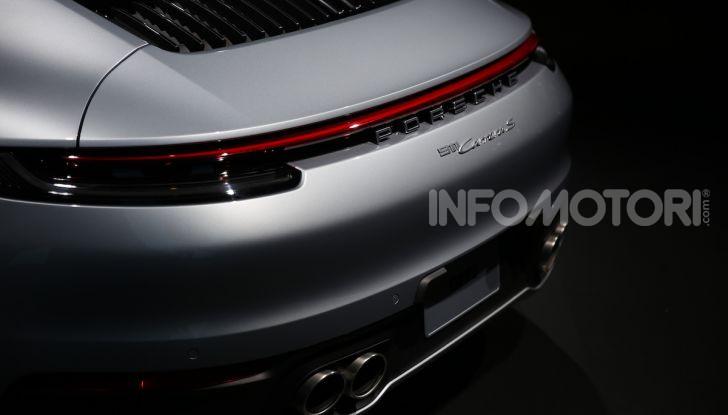 Porsche: tutte le novità presentate al Salone di Los Angeles 2018 - Foto 55 di 79