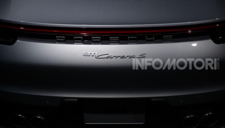 Porsche: tutte le novità presentate al Salone di Los Angeles 2018 - Foto 56 di 79