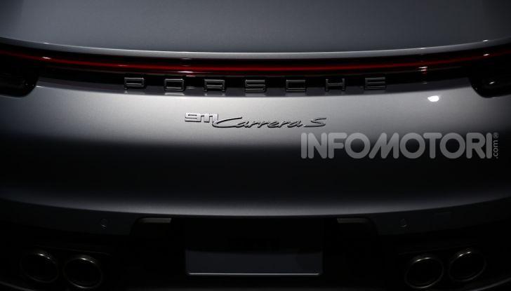 Porsche: tutte le novità presentate al Salone di Los Angeles 2018 - Foto 57 di 79