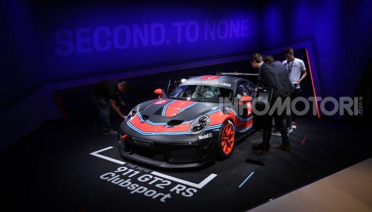 Porsche: tutte le novità presentate al Salone di Los Angeles 2018 - Foto 58 di 79
