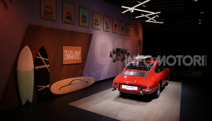 Porsche: tutte le novità presentate al Salone di Los Angeles 2018 - Foto 59 di 79
