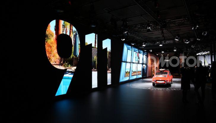 Porsche: tutte le novità presentate al Salone di Los Angeles 2018 - Foto 6 di 79