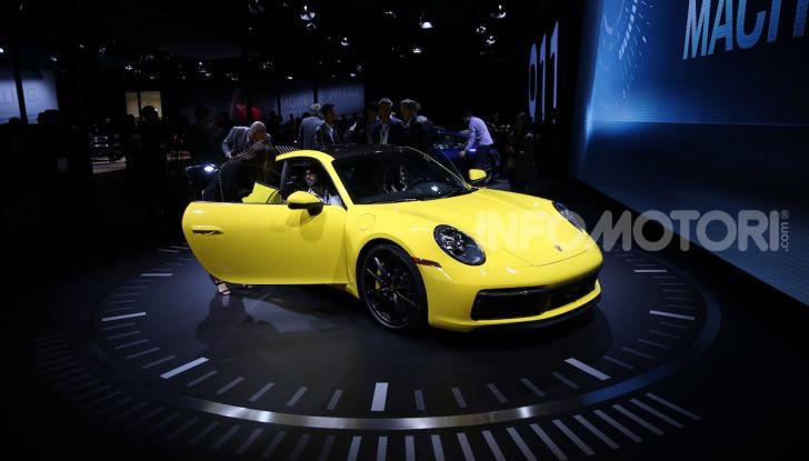 Porsche: tutte le novità presentate al Salone di Los Angeles 2018 - Foto 60 di 79