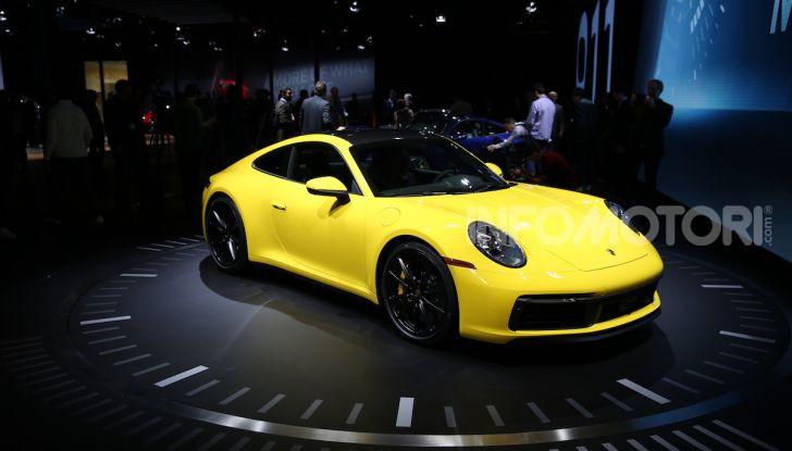 Porsche: tutte le novità presentate al Salone di Los Angeles 2018 - Foto 61 di 79