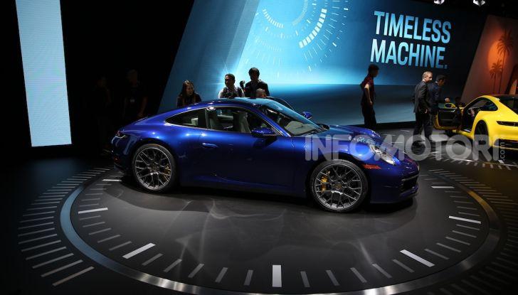 Porsche: tutte le novità presentate al Salone di Los Angeles 2018 - Foto 65 di 79