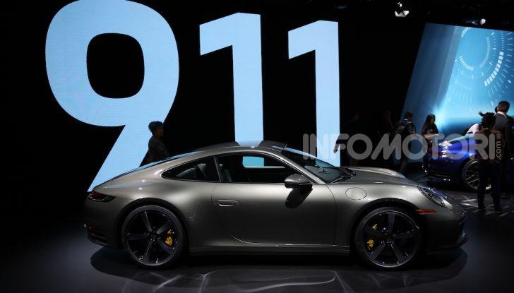Porsche: tutte le novità presentate al Salone di Los Angeles 2018 - Foto 66 di 79