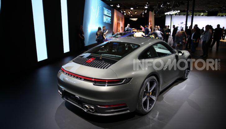 Porsche: tutte le novità presentate al Salone di Los Angeles 2018 - Foto 67 di 79