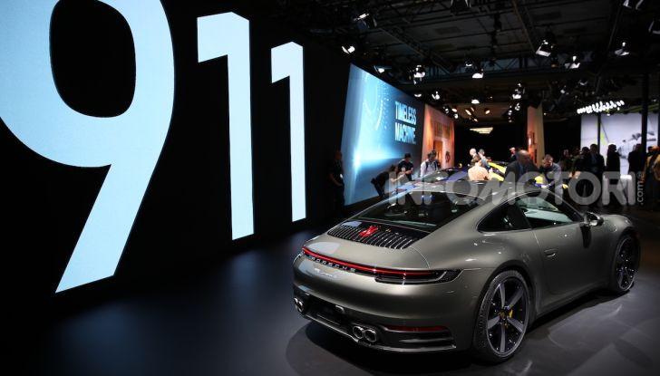 Porsche: tutte le novità presentate al Salone di Los Angeles 2018 - Foto 68 di 79