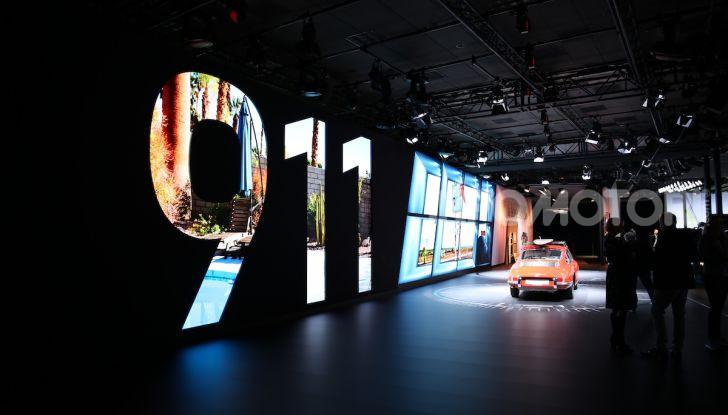 Porsche: tutte le novità presentate al Salone di Los Angeles 2018 - Foto 7 di 79