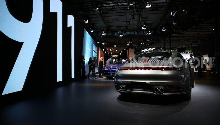 Porsche: tutte le novità presentate al Salone di Los Angeles 2018 - Foto 70 di 79