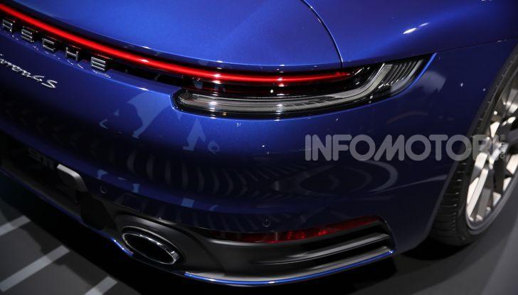 Porsche: tutte le novità presentate al Salone di Los Angeles 2018 - Foto 71 di 79