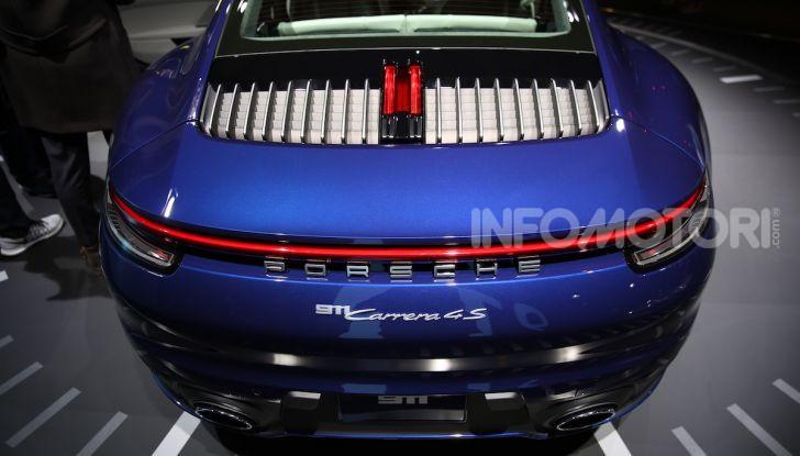 Porsche: tutte le novità presentate al Salone di Los Angeles 2018 - Foto 72 di 79