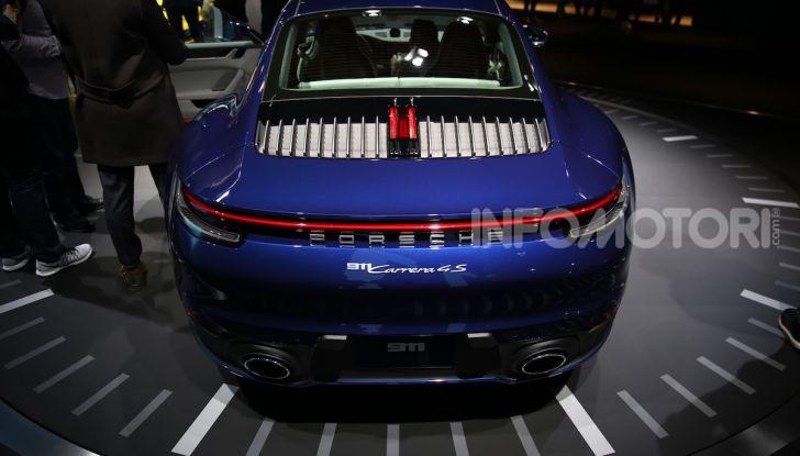 Porsche: tutte le novità presentate al Salone di Los Angeles 2018 - Foto 73 di 79