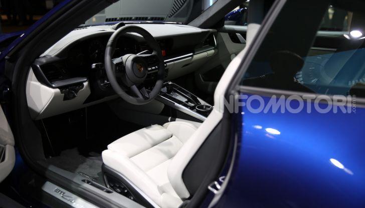 Porsche: tutte le novità presentate al Salone di Los Angeles 2018 - Foto 75 di 79