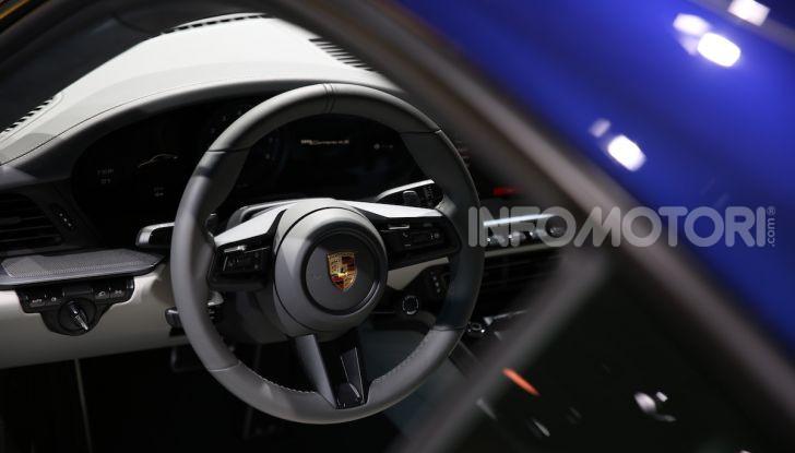 Porsche: tutte le novità presentate al Salone di Los Angeles 2018 - Foto 76 di 79