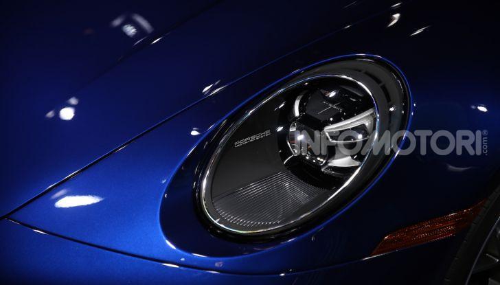 Porsche: tutte le novità presentate al Salone di Los Angeles 2018 - Foto 78 di 79