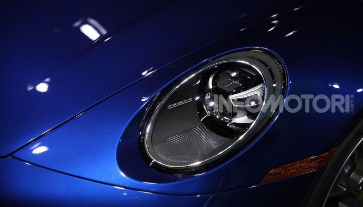 Porsche: tutte le novità presentate al Salone di Los Angeles 2018 - Foto 79 di 79