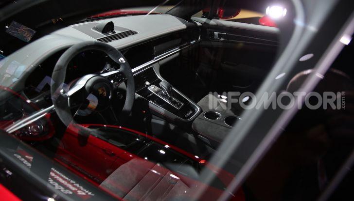 Porsche: tutte le novità presentate al Salone di Los Angeles 2018 - Foto 9 di 79