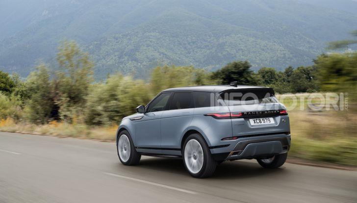 Range Rover Evoque 2019: una seconda serie per replicare il successo - Foto 5 di 8