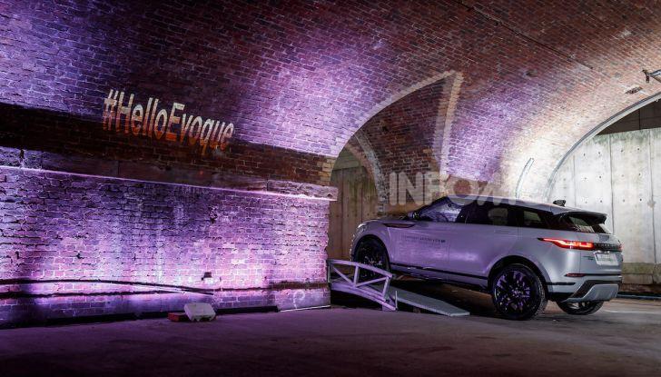 Range Rover Evoque 2019: una seconda serie per replicare il successo - Foto 6 di 8