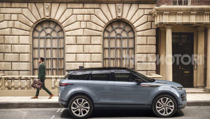 Range Rover Evoque 2019: una seconda serie per replicare il successo - Foto 2 di 8