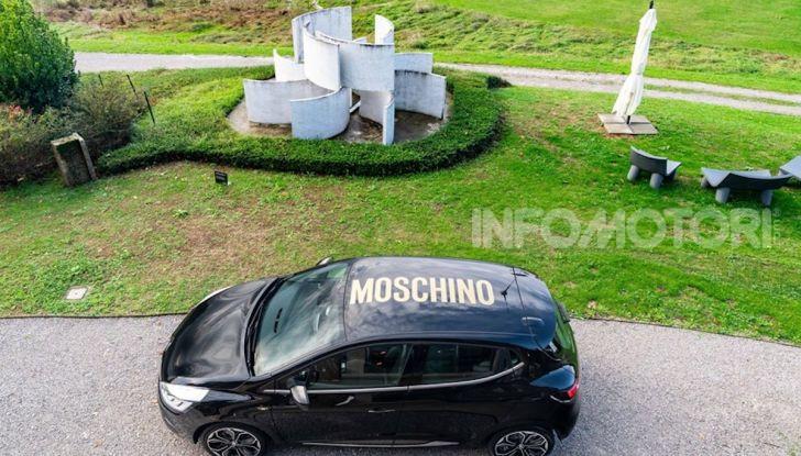 Renault Clio Moschino 2018: la francese più venduta in Italia si veste italiano - Foto 18 di 42