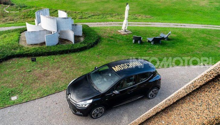 Renault Clio Moschino 2018: la francese più venduta in Italia si veste italiano - Foto 24 di 42