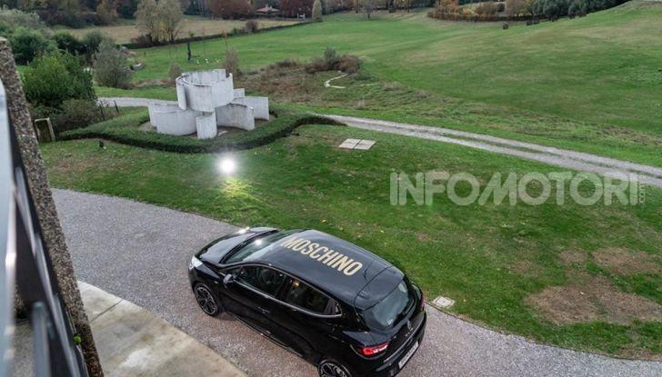 Renault Clio Moschino 2018: la francese più venduta in Italia si veste italiano - Foto 37 di 42