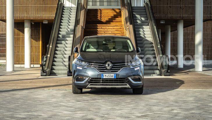 Nuova Renault Espace, prova dell'1.8 TCe Energy da 225CV - Foto 3 di 30