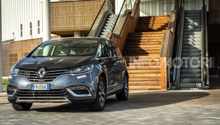 Nuova Renault Espace, prova dell'1.8 TCe Energy da 225CV - Foto 5 di 30